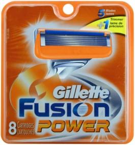 Gillette Fusion Power Replacement Cartridges - 8