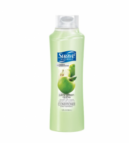 Suave Naturals Juicy Green Apple Conditioner infused with Apple Extract and Vitamin E 12fl.oz. -