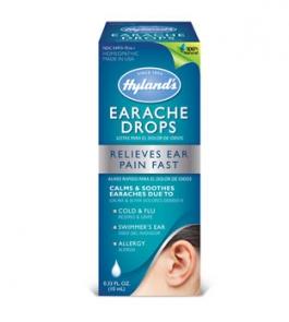 Hyland's Earache Drops - 0.33oz