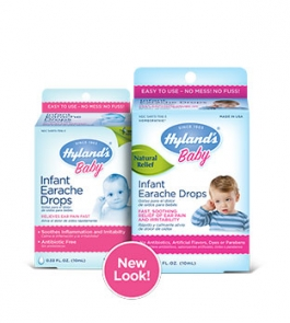 Hyland's Baby Infant Earache Drops - 0.33oz