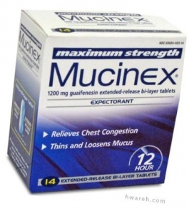 Mucinex Maximum Strength 12 Hour - 14 Tablets