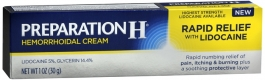 Preparation H Rapid Relief with Lidocaine - 1 oz.
