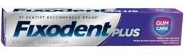 Fixodent Control Denture Adhesive Cream 2oz