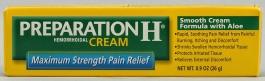 Preparation H Hemorrhoid Cream Maximum Strength - 0.9oz