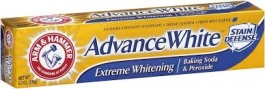 Arm and Hammer Advanced White Extreme Whitening Toothpaste- 6oz