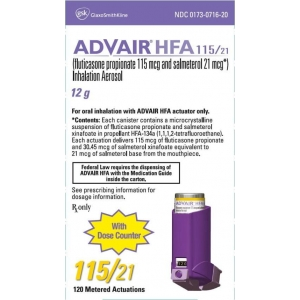 Advair 230 21 Price