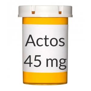 actos 45mg