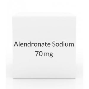 Alendronate Sodium 70 Mg Tab