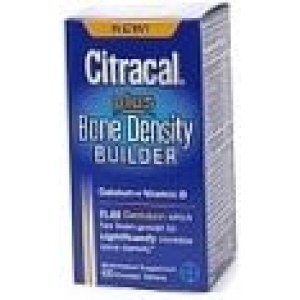 Citracal bone density builder