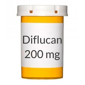 Diflucan 200 Mg Tablet