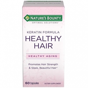 Nature's Bounty Hair, Skin & Nails Strawberry Flavored
