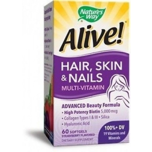 Nature S Way Alive Hair Skin And Nails Review