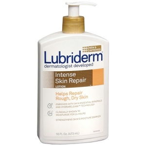 Lubriderm face lotion