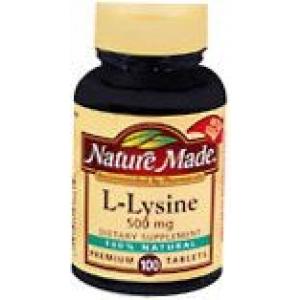 Nature Made Mg Lysine