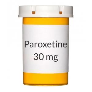 Paroxetine medications