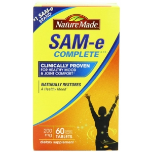 Nature Made Sam E Complete Ingredients