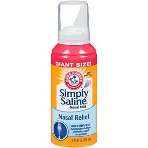 Sodium bicarbonate nasal spray