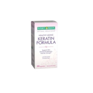 Nature's Bounty Optimal Solutions Healthy Aging Keratin