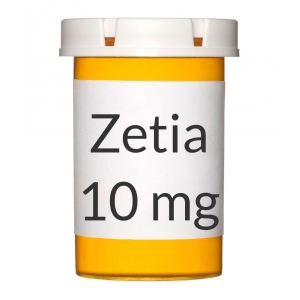 Zetia 10 mg Tablets