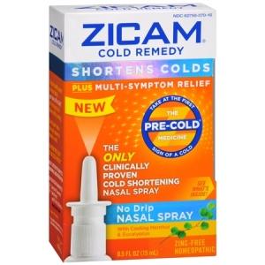 Zicam Cold Remedy No Drip Nasal Spray 5oz