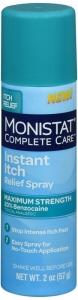 Monistat Instant Itch Relief Spray - 2oz