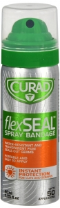 Curad Flex Seal Spray Bandage, 1.35oz