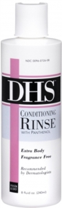 DHS Conditioning Rinse Fragrance Free Extra Body 8 oz