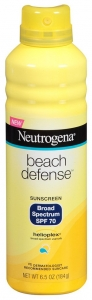 Neutrogena Beach Defense Water + Sun Barrier Spray SPF 70 - 6.5 oz