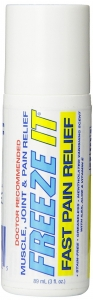 Freeze It Advanced Therapy Roll-On 3 Ounces