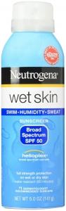 Neutrogena Wet Skin Spray SPF 50 - 5 fl oz
