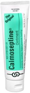 Calmoseptine Ointment 4 oz