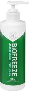 Biofreeze Classic Pain Relieving Gel Pump - 8 oz.