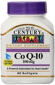 21st Century CoQ10 100 mg Softgels - 90ct