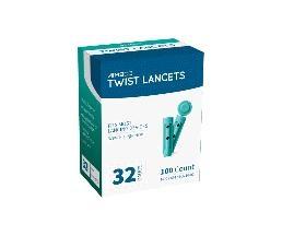 AIMSCO® Lancet 32G- 100ct
