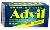 Advil Caplet 100ct*