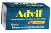 Advil Caplet - 200