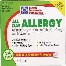 GNP® All Day Allergy Tablet- 14ct