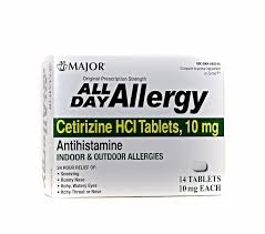 All Day Allergy 24hr (Cetirizine 10mg) - 14 Tablets