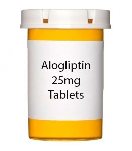 Alogliptin 25mg Tablets