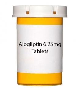 Alogliptin 6.25mg Tablets