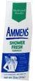 Ammens Medicated Powder Shower Fresh 11 oz