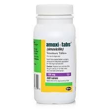 Amoxi-Tabs 150mg Tablets