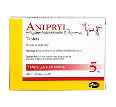 Anipryl 5mg Tablets- 30ct