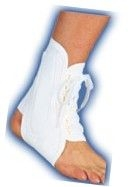 Ankle Support Lace-Up Lightweight Medium-Bell Horn