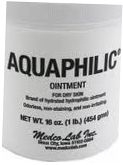 Aquaphilic Ointment for Dry Skin - 16oz