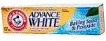 Arm & Hammer Advance White Toothpaste Tartar Control Dental Baking Soda And Peroxide 4.3 oz****OTC DISCONTINUED 3/4/14