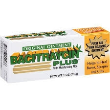 Bacitraycin Plus Topical Ointment-1oz