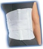 Back Support  Criss-Cross White Extra Large-Bell Horn****OTC DISCONTINUED 3/5/14