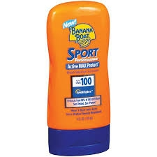Banana Boat Sport Lotion SPF 100 - 4oz