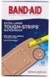 Band-Aid Extra Large Tough-Strips Waterproof All One Size 10ct